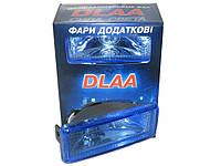 Дополнительные фары противотуманные DLAA 222 BL H3-12V-55W/125*47mm