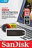 Флешка USB 3.0 SanDisk Ultra 64Gb (100Mb/s) Black, фото 2
