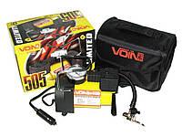 Автомобильный компрессор VOIN 505 100psi/12A/35 автомобильный насос для подкачки шин от прикуривателя
