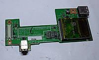 195 Кардридер + USB Acer TravelMate 4520 Extensa 4420 4620 - 06590-1 48.4H004.011 , фото 1