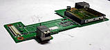195 Кардридер + USB Acer TravelMate 4520 Extensa 4420 4620 - 06590-1 48.4H004.011 , фото 3