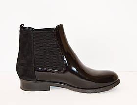 Ботинки женские лакированные Kento, фото 3