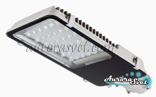 Уличный светильник DNSL-30W LED IP65. LED светильник консольный. Консольный светодиодный.