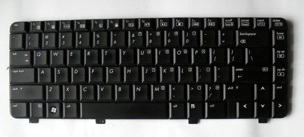 187 Клавиатура HP CQ40 CQ41 CQ42 CQ45 G42 - PK1303V0600 V061102CS1US 590121-001 602034-001 AEAX1U00110