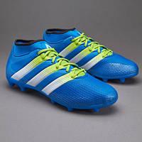 Футбольные бутсы(копочки) Adidas ACE 16.3 Primemesh FG/AG