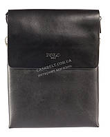 Удобная мужская стильная сумка POLO art. 9880-3 черный