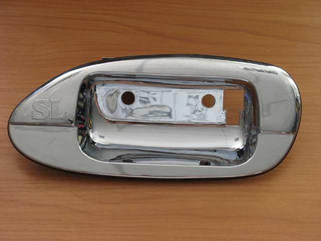 Накладки под ручки ВАЗ-2110-12 HD-8457 хром