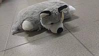 Подушка - игрушка Волк 33x27