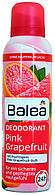 Дезодорант DM Balea Deospray Pink Grapefruit  200мл.