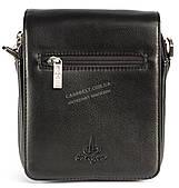 Удобная мужская стильная сумка Langsa art. 033 черный