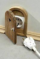 "Дверца ""Малютка"" (коробка,налич.,установ.)"