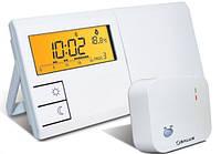 Беспроводной программируемый терморегулятор SALUS 091FLRF (недельный)