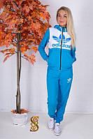 Женский спортивный костюм Адидас 4 цвета НОРМА