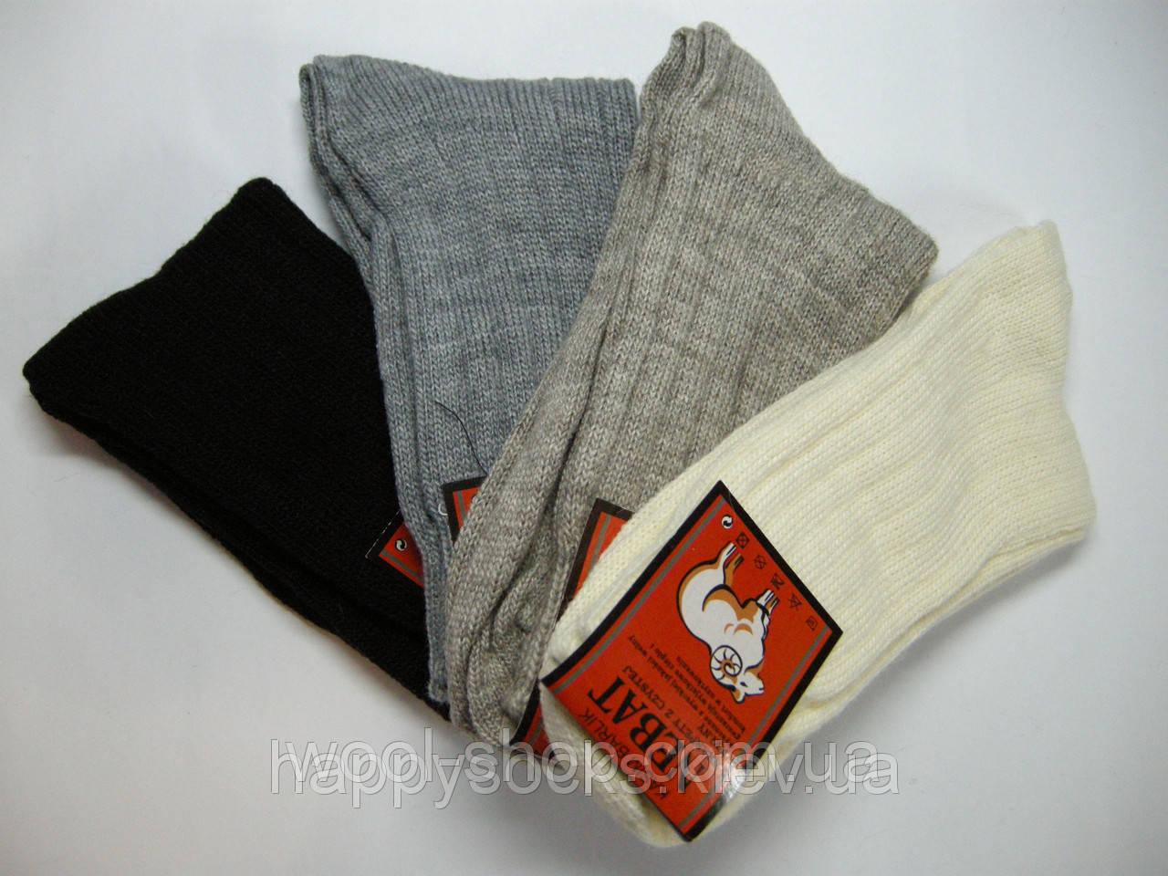 """Шкарпетки """"NEBAT"""" з натуральної овечої вовни"""