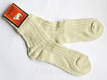 """Шкарпетки """"NEBAT"""" з натуральної овечої вовни, фото 2"""