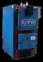 Котли промислові твердопаливні Корді КОТВ від 100 до 250 кВт.