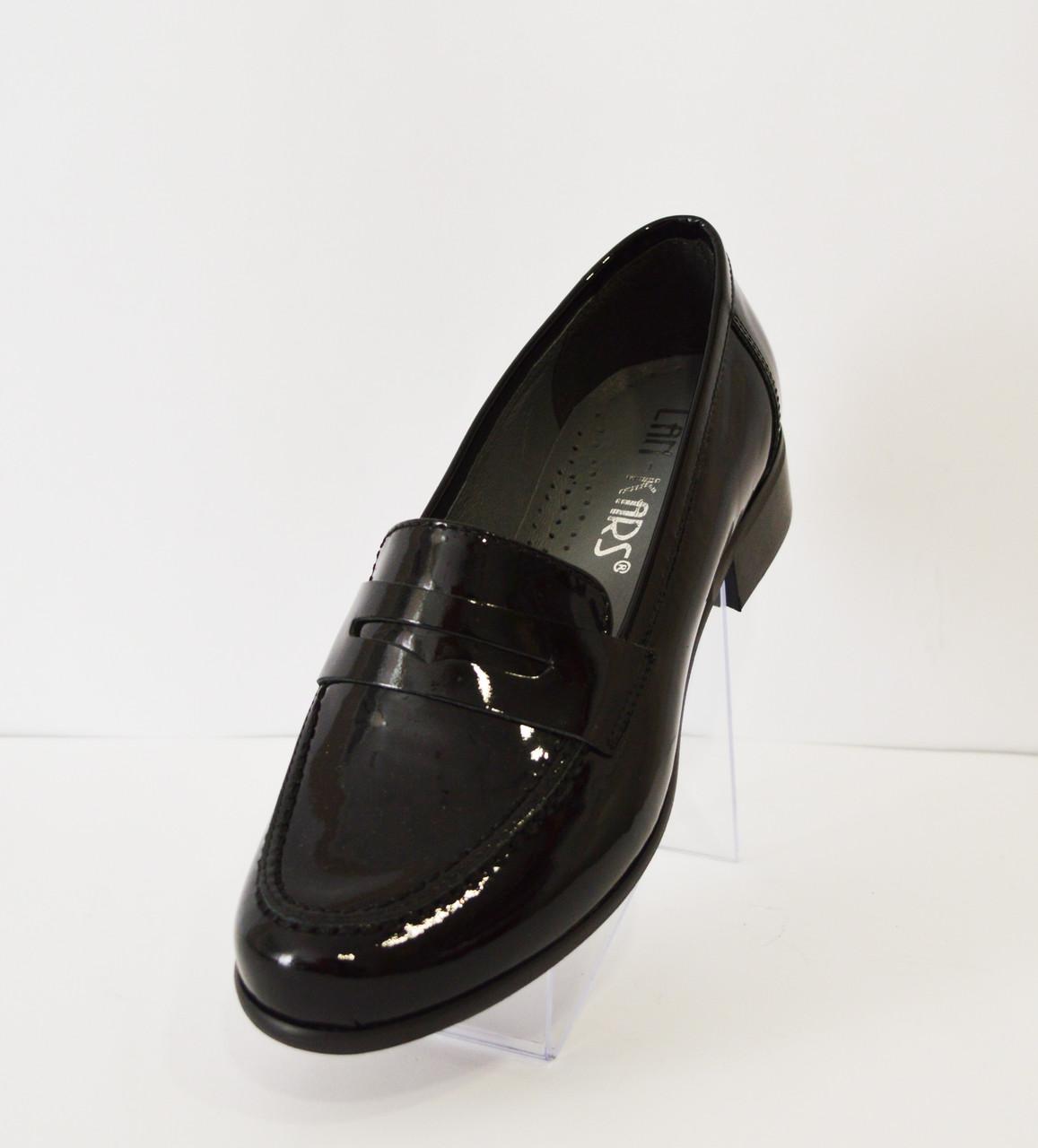 Туфли женские из кожи козы Lan-Kars 411