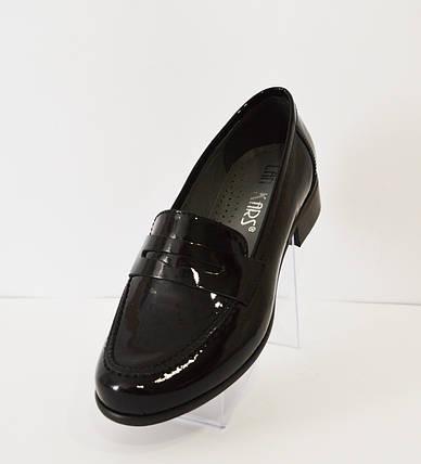 Туфли женские из кожи козы Lan-Kars 411, фото 2