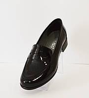 Туфли женские из кожи козы Lan-Kars 411-1