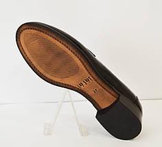 Туфли женские из кожи козы Lan-Kars 411, фото 3