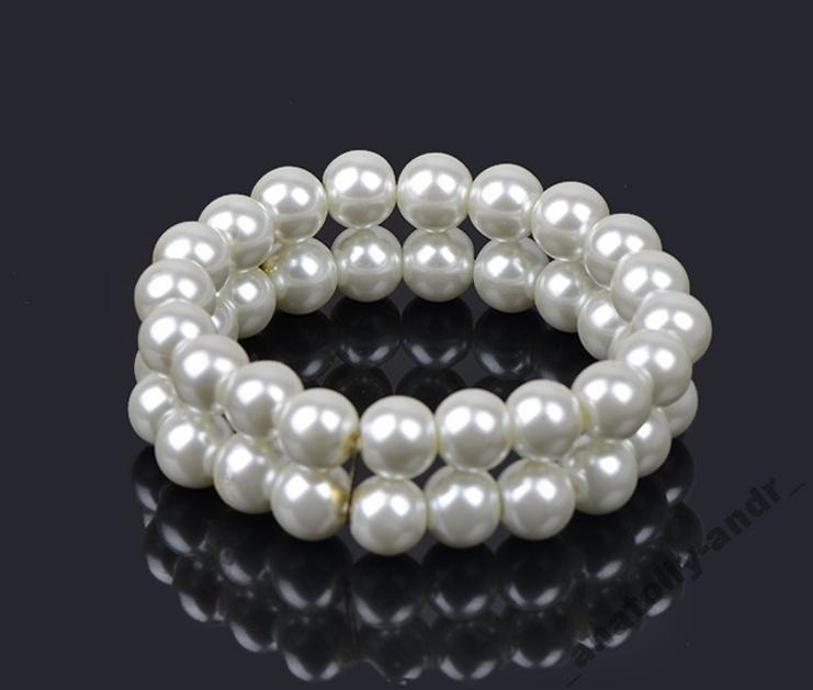 Браслет Pearl Bangles Bracelet
