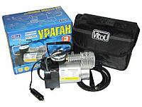 Автомобильный компрессор Ураган 12050 14Amp/35л автомобильный насос для подкачки шин от прикуривателя