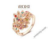 Кольцо Phoenix Покрытие золотом Roxi, фото 2