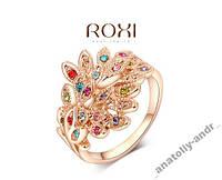 Кольцо Phoenix Покрытие золотом Roxi brand