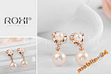 Набор Fasion Pearl браслет + серьги, фото 4