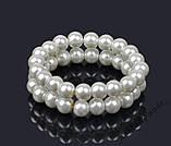 Набор Fasion Pearl браслет + серьги, фото 5