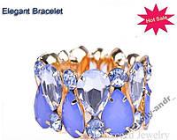 Браслет Blue Acrylic