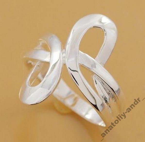 Кольцо Стерлинговое серебро 925