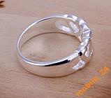 Кольцо Heart Серебро 925 проба, фото 4