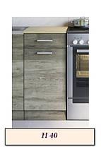 Кухонный модуль Марта нижний Н 40 ДШ