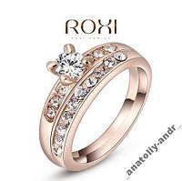 Кольцо Queen Favorite 2 в 1  Roxi Brand Gold 18 K, фото 1