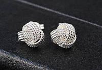 Сережки Стерлинговое серебро 925, фото 1