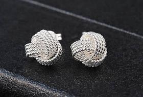 Сережки Стерлинговое серебро 925