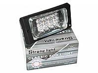 Фары STRONG LIGHT K-12839 LED white (NIVA) 12LED