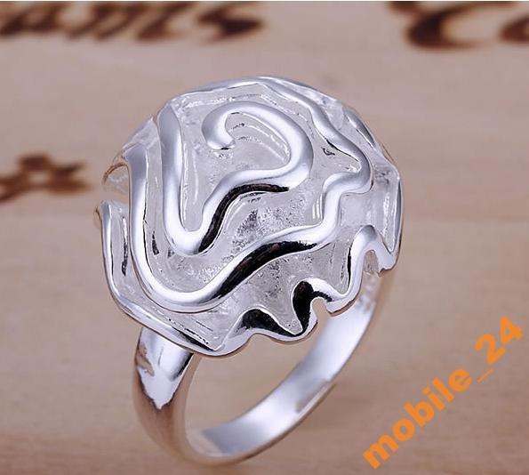 Кольцо Rose Ring Серебро 925