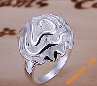 Кольцо Rose Ring Серебро 925, фото 1