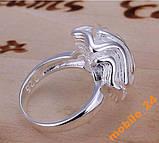 Кольцо Rose Ring Серебро 925, фото 3