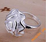 Кольцо Rose Ring Серебро 925, фото 4