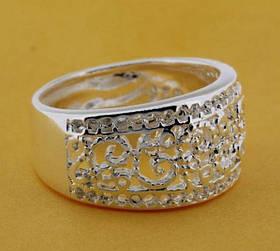 Кольцо tracery silver  925