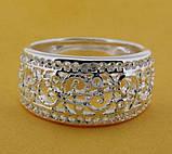 Кольцо tracery silver  925, фото 2