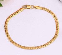 Браслет Покрытие золотом, фото 1