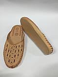 Тапочки мужские кожаные, фото 5