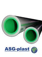 Труба полипропилен ASG Plast ПН 20 Ø 25х4,2