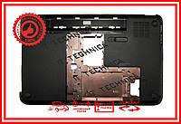 Нижняя часть (корыто) HP Pavilion 681805-001 Черн