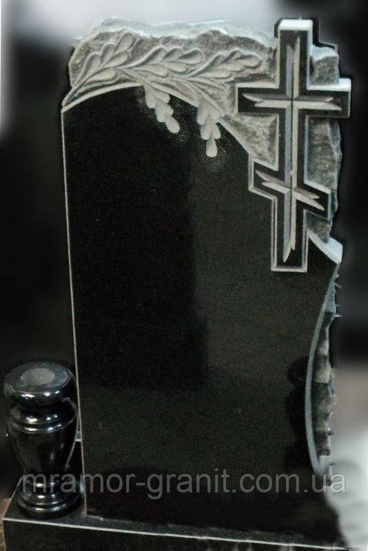 Памятник с крестом ПГ - 098