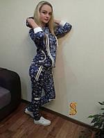Женский костюм под джинс Рванка НОРМА